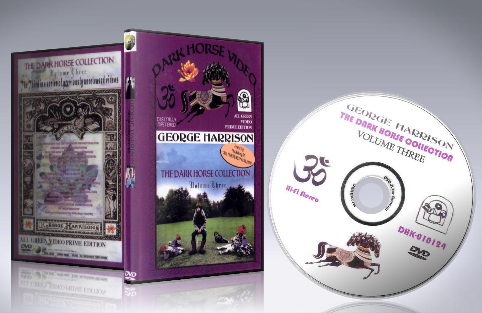 DVD Concert TH Power By Deer 5001: George Harrison - Dark ...