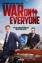 War on Everyone (2016) DVDRip Subtitulada