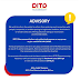 DITO Telecommunity Has Not Authorized Anyone or Any Group to Pre-Sell SIM Cards