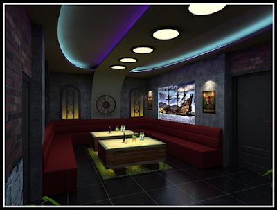 POP ceiling LED lighting for false ceiling designs for living rooms