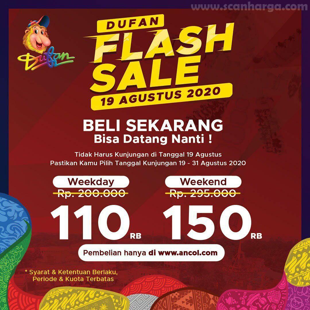 Dufan FLASH SALE Promo Terbaru