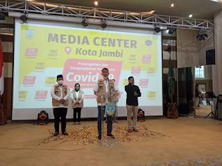 Walikota Jambi Sampaikan Perkembangan Terbaru Terkait Covid-19