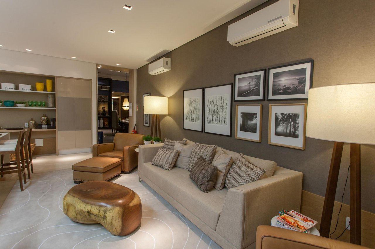 10 lindas salas de estar com decora o atual jeito de for Sala de estar sims 4