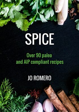 Heal me in the kitchen august 2016 ebook review spice over 90 paleo and aip compliant recipes by jo romero fandeluxe Ebook collections