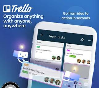 أفضل, وأقوى, تطبيق, لإدارة, المشاريع, والمهام, لهواتف, وأجهزة, أندرويد, Trello
