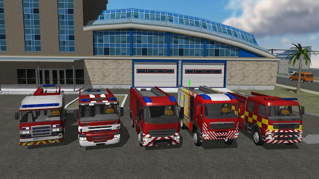 Fire Engine Simulator Hileli APK