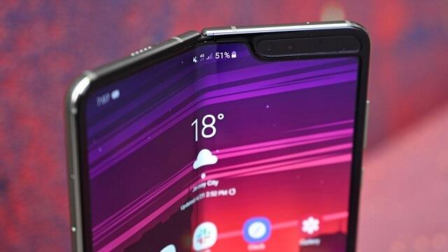 هاتف Galaxy Fold يعود من جديد!