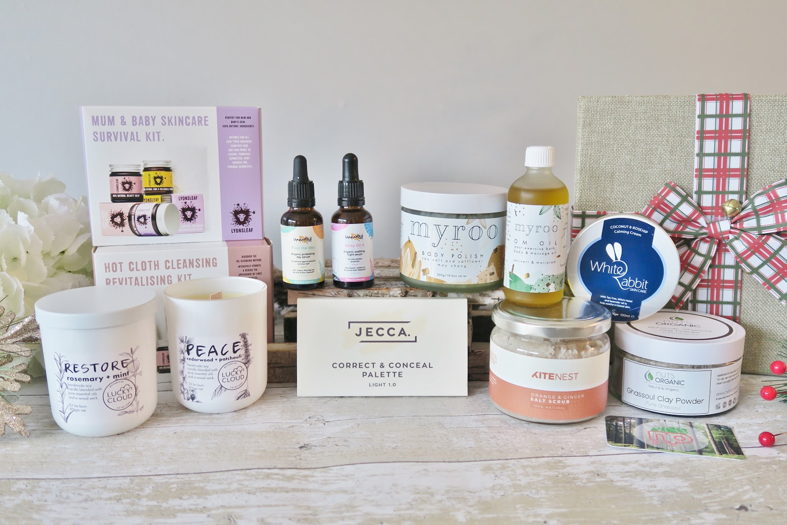 Natural & Organic Christmas Gift Guide - This Natural Bee