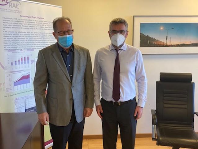 Π.Νίκας: Να προχωρήσει το έργο του φυσικού αερίου στην Πελοπόννησο - Να συνδεθούν ταυτόχρονα όλες οι μεγάλες πόλεις