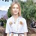 Natalia Vodianova marca presença na Front Row do desfile da Christian Dior na Semana de Moda de Paris como parte da Alta Costura Outono / Inverno 2017-2018 em Paris, França – 03/07/2017