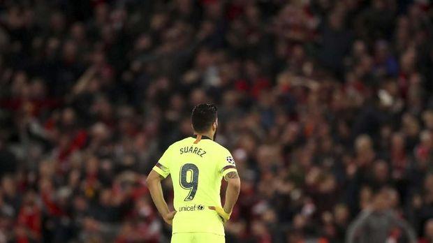 Suarez Tidak Akan Bisa Bermain Lagi Untuk Team Barcelona 2019