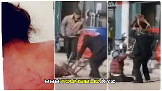 (بالصور) سليانة: يعتدي على زوجته بالعنف حتى الموت