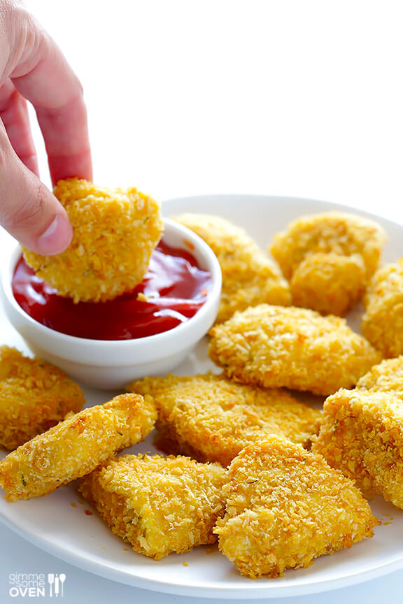 HEALTHY BAKED CHICKEN NUGGETS #HEALTHY #BAKED #CHICKEN #NUGGETS #HEALTHYBAKEDCHICKENNUGGETS