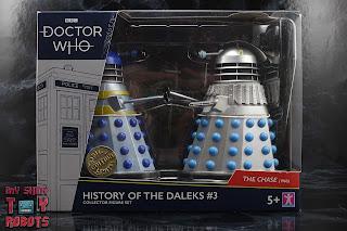 History of The Daleks #3 Box 01