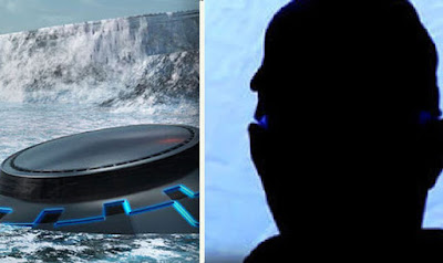 US navy officer called Brian has told the world of an Alien base in Antarctica.