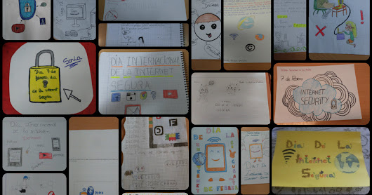 COLLAGE DÍA DE LA INTERNET SEGURA