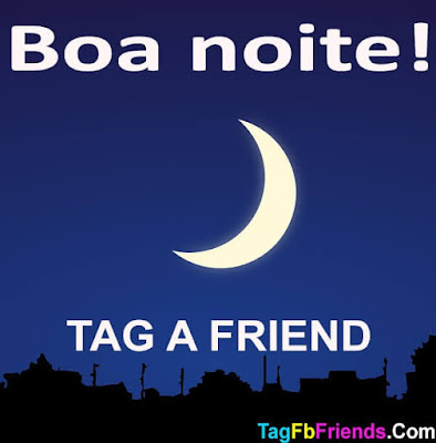 Good Night in Portuguese language