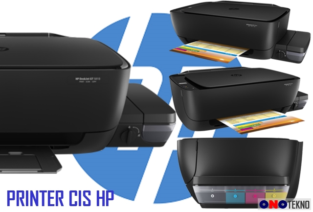 MERK HP PRINTER INFUS / CIS ORIGINAL