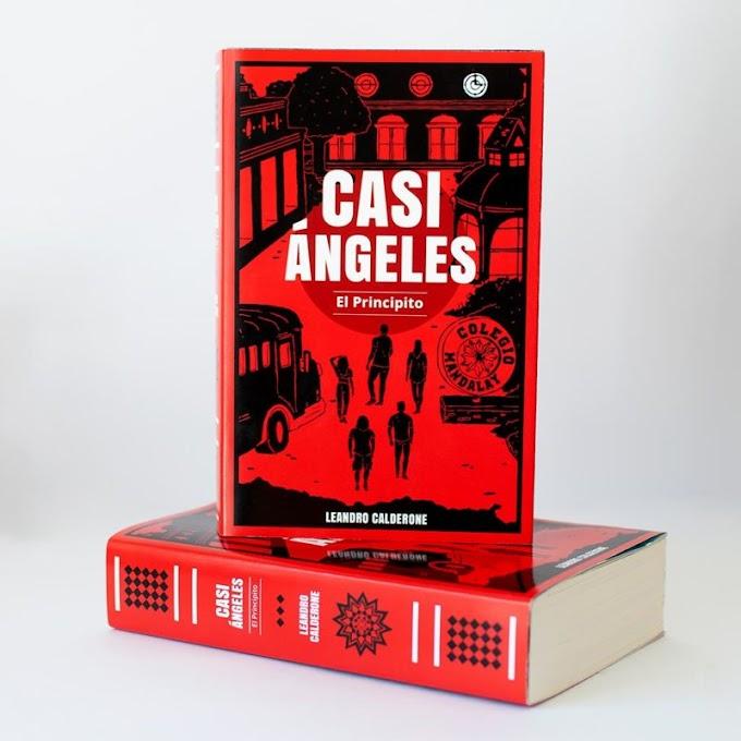 Nuevo Libro de Casi Angeles