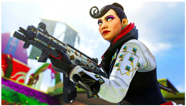 Captured on apex legend season 7