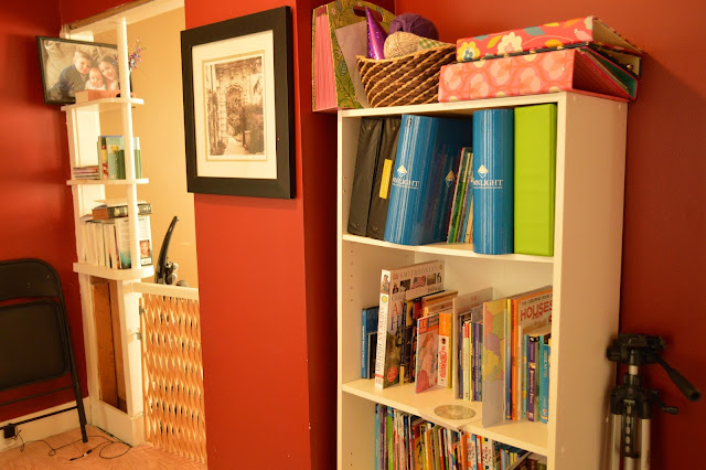 Extra Book Shelves