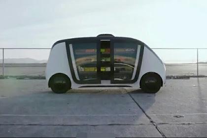 Teknologi Robot Minimarket
