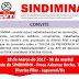 SINDIMINA convida a todos para um Seminário de Defesa da Previdência Social e inauguração do auditório Ariomar Rocha em Pilar
