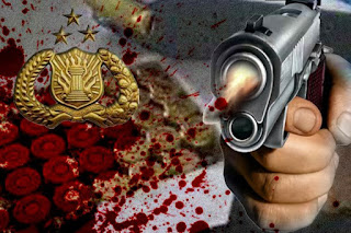 Lagi Ditembak Penjahat Jalanan di Karawang
