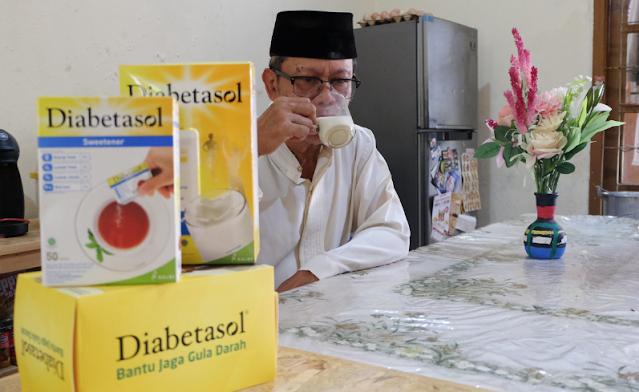 Produk diabetesol baik untuk penderita diabetesi