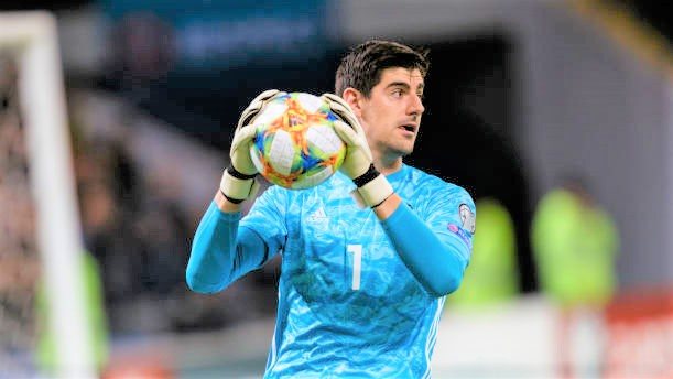 Courtois I will not doubt my abilities and do not care about criticism