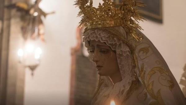 La Reina de los Apóstoles saldrá por primera vez a su nuevo barrio de la Fuensanta de Córdoba