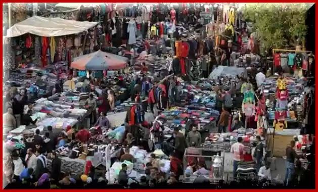 الحكومة المصرية تحظر الأسواق الشعبية في الجيزة وسط مخاوف من تفشي فيروس كورونا في مصر
