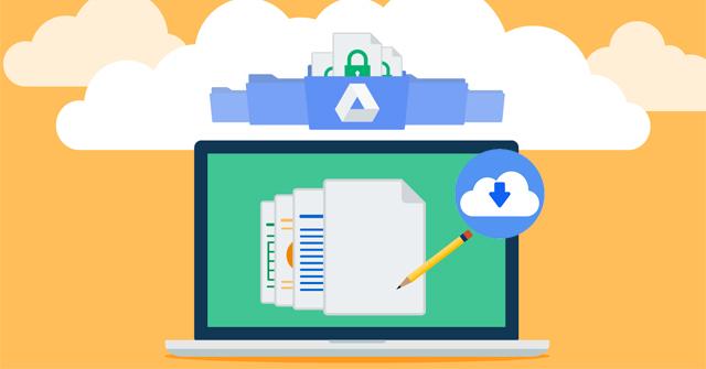Cách tải file trên Google Drive khi bị chặn không cho tải