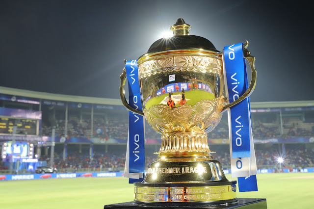 VIVO IPL 2020 : Full Schedule of 13th VIVO IPL 2020 Teams Place Date Timing