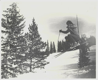 Bill Skiing