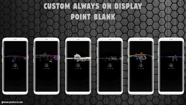 Custom AOD Point Blank