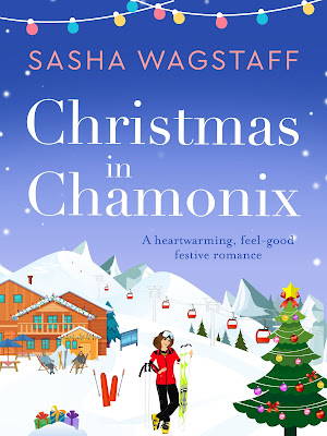 French Village Diaries book review Christmas in Chamonix by Sasha Wagstaff