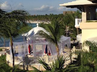 Caribe Barceló Riviera Maya Palace Sikh Wedding ceremony Priest