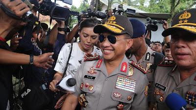 PA 212 akan Demo Sukmawati Soekarnoputri, Polisi Mohon Semua Pihak Untuk Menahan Diri Dahulu