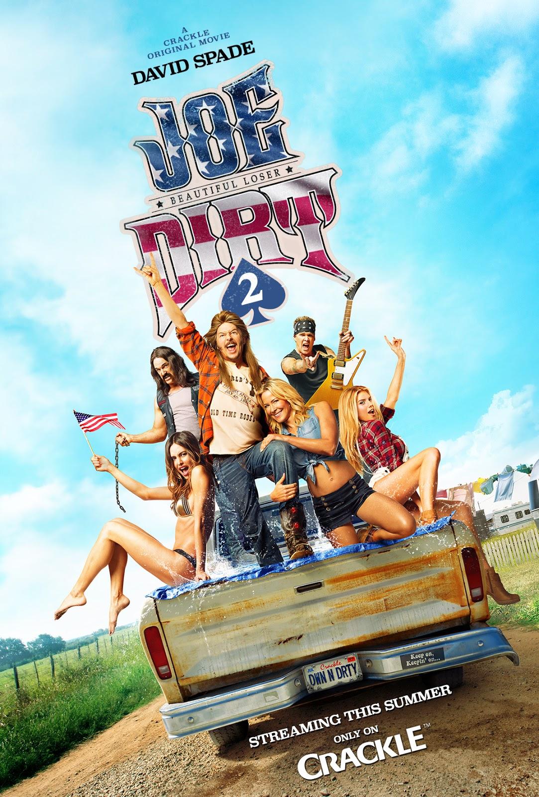 Joe Dirt 2 Beautiful Loser โจเดิร์ท 2 เทพบุตรสุดเกรียน [HD][พากย์ไทย]