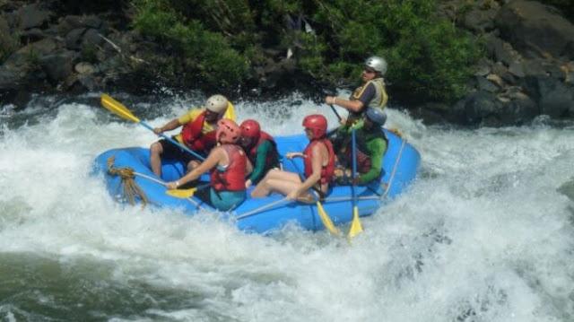 Olahraga air lebih dari menyenangkan dan dinikmati oleh orang 6 Aktivitas Air Menakjubkan