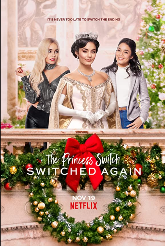 The Princess Switch Switched Again 2020