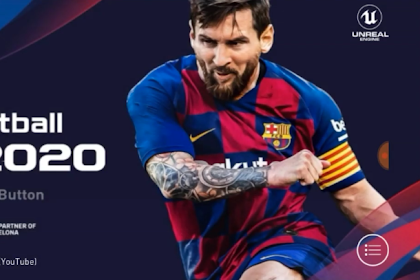 PES 2019 MOBILE MOD PATCH EFOOTBALL 2020 V.3.3.1 BY PES HEROES