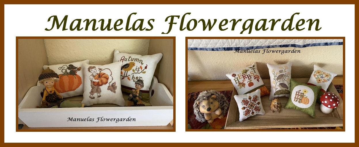 Manuelas Flowergarden