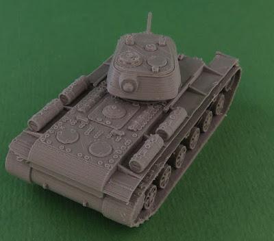 KV-1S Tank picture 4