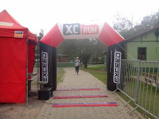 XC Run Itaipava 2015 troca das duplas