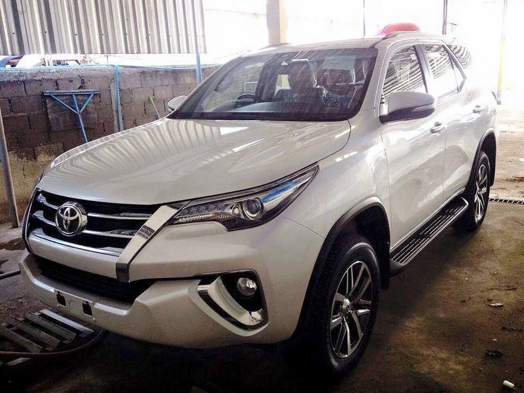 Toyota Hilux Sw4 2016 Fotos Adicionais E Especifica 231 245 Es