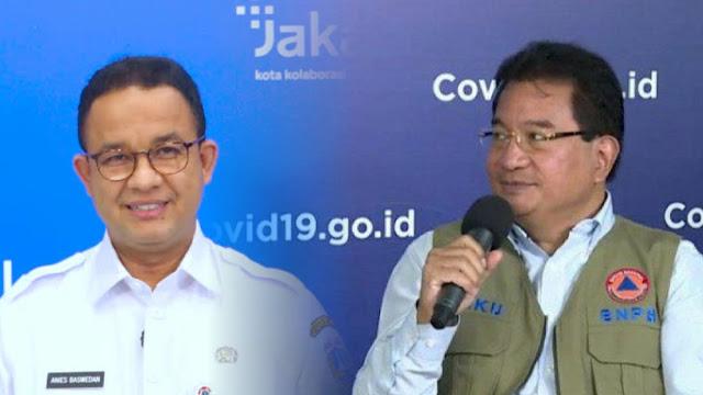 Satgas: DKI Jakarta Provinsi Paling Berhasil Turunkan Angka Kematian Akibat Covid-19