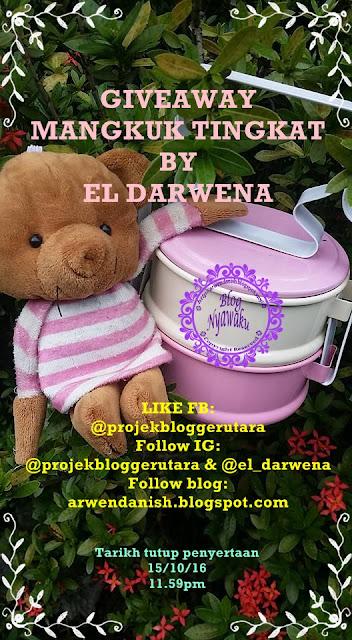 http://arwendanish.blogspot.my/2016/09/giveaway-mangkuk-tingkat-by-el-darwena.html