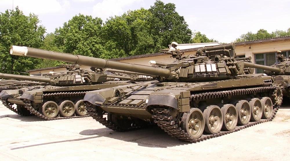 Танк Т-72Б2